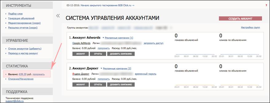 Как пополнить деньги в google adwords маркетинг для торговой сети